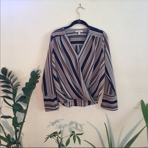 Make an offer! 🖤 M Monteau long sleeve blouse